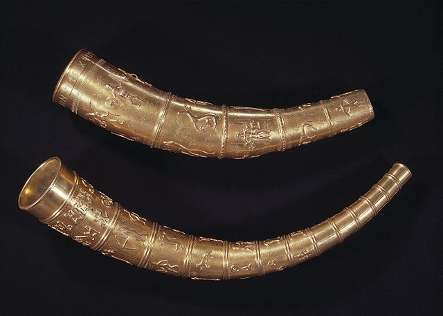 The Golden Horns of Denmark